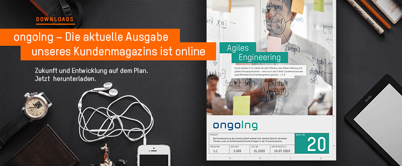 ongoIng Ausgabe 1/2020